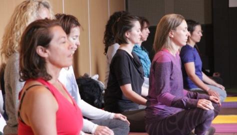 MEDITATION AND YOGA (28-30 April 2017)